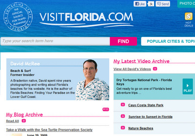 Visitflorida beach and surf expert